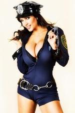 Denise Milani hot chopper
