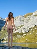Alpine Goddess Susann has a perfectly amazing body