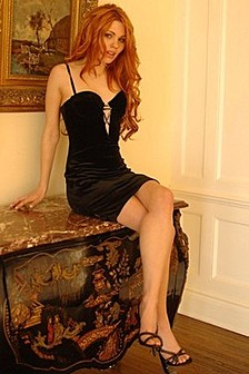 Sexy Redhead Jayme Langford