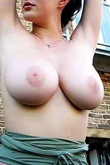 Soft milky boobies