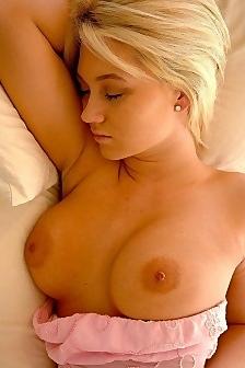 Alison Pickin The Nipple