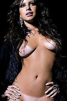 Juliana Goes For Playboy