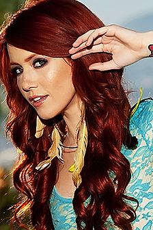 Redhead Elle Alexandra