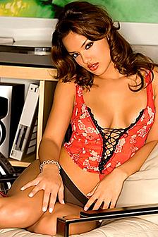 Hot Girl Raquel Gibson