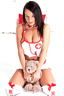 Nikki Sims Naked Nurse