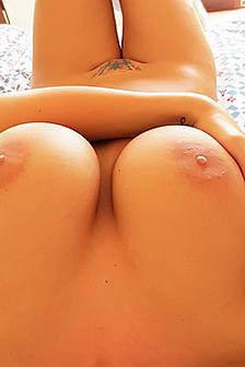 Tommie Jo Nude in Bed