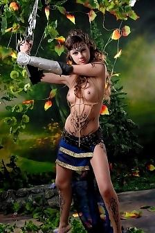 Jasmine In Savage