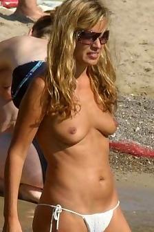 Jade Jagger Topless