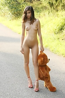 Nika And Bear