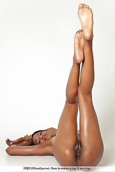 Nicky K. Hot Ebony Babe
