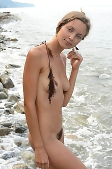 Geisha Nudist Beach 2
