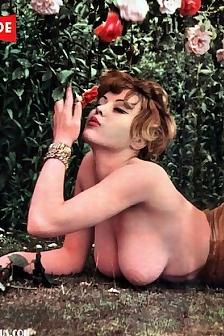 Vickie Kennedy Retro Naked Porn Pics