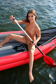 Sindy Black On The Lake