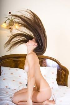 Veronika B Cuddle Time