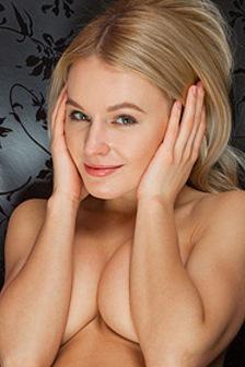 Lovely Girl Xena Strips Nude
