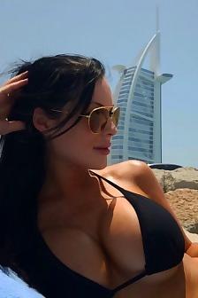 Busty Angelina Jolie