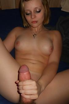 Sweet Amateur Girlfriend POV Pics