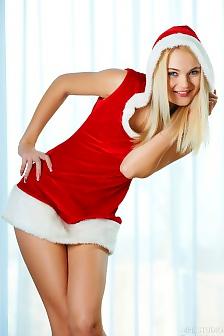 Talia In Holiday Cheer