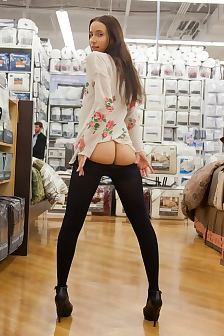 Belle Knox Beyond Shopping