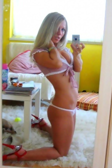 Next Door Amateur Teen Selfie