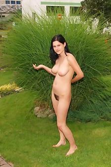 Eva's Public Nudity