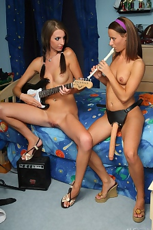 Austin Reines And Layla Parker Musical Mistresses