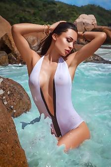 Sexy Ukrainian Model Anna Grigorenko