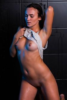Indiana Black Strips In Erotic Art Pics