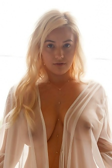 Kylie Page Shows Her Really Big Tits