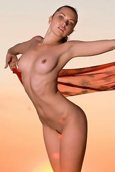 Pamela S Sunset Fine Body